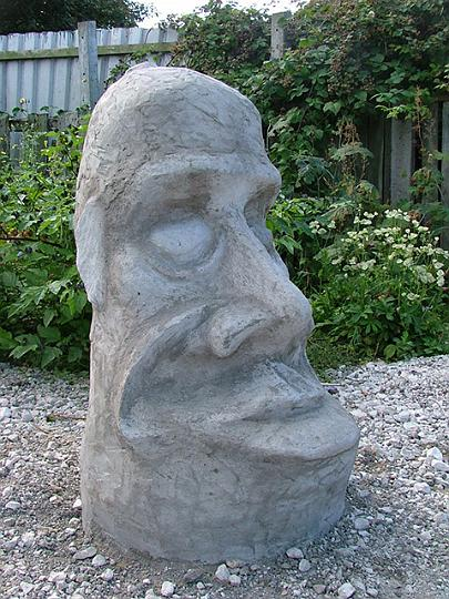 concrete head2